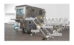 Relineeurope - Model REE4000 - DN 150 - DN 1800 - UV Curing Systems - Mobile