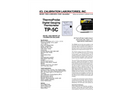 ThermoProbe - TP-5C - Petroleum Gauging Thermometer Brochure
