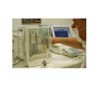 Mass (Laboratory Weight Sets) Calibration Services
