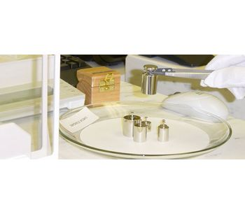 Weight (Mass) Calibration Services