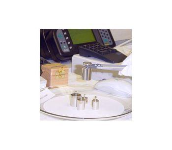 Weight (Mass) Calibration Services-1