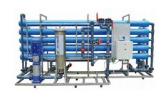 Ecosoft - Model MO-32 S-MAXI - Industrial RO systems