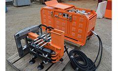 Mempex - Model ST-40 - Pipe Bursting Machine