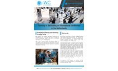 International Water Conferences (IWC) Company Profile - Brochure