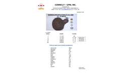 Connelly-GPM - Model CC-1004 - Aggregate Brochure