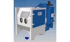 Munk Schmitz - Model MS 150 D - Pressure-Fed Blast Cabinet