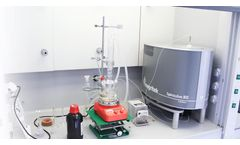 Spinsolve - On-Line Benchtop NMR Reaction Monitoring System
