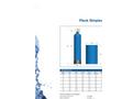 Simplex - Model 5600 - Water Softener – Brochure