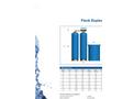 Duplex - Model 9000 - Water Softener – Brochure