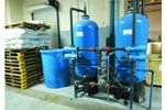 AWT - Model 9000 - Duplex Water Softener