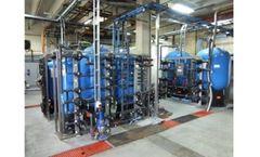 AWT - Deionisation & Demineralisation Unit
