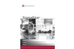SignalStar - Engine Simulator Controller Brochure