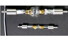 Super High Pressure Mercury Capillary Flash Lamps