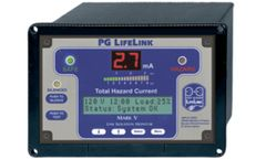 PG LifeLink - Model Mark V LIM - Line Isolation Monitor