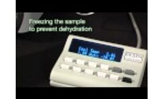 Temperature Controlled Sample Holder Video