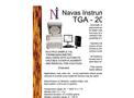 Thermogravimetric Analyzer-TGA - 2000 series