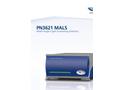 MALS - Model PN3621 - Multi-Angle Light Scattering Detector Brochure