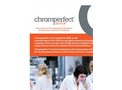Chromperfect - Version Seven - Advanced Chromatography Software Brochure
