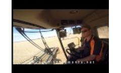 CropScan - Model 3000H - On Header Analyser Video