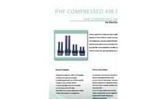 Dryair - PHF Compressed Air Dryers Brochure