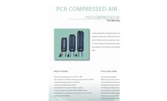 Dryair - PCR Compressed Air Dryers Brochure