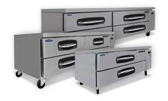 AdvantEDGE - Refrigerated Chef Base