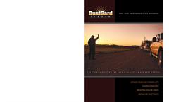 Dustgard - Liquid Magnesium Chloride Brochure