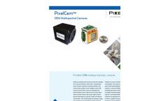 PixelCam - Model OEM - Multispectral Cameras Brochure