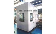 HS Engineers - Motor Sound Test Chambers