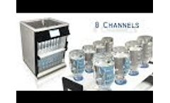 SPE-03 - 8-Channel Automated SPE (Solid Phase Extraction), 2018 Design
