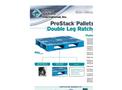 Double Leg Ratchet – Open Top Version - Brochure