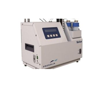 Velox - Model 360 - Automated sample Handling System
