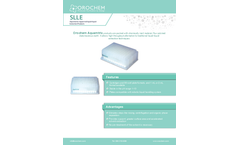 Orochem - Supported Liquid Extraction Brochure