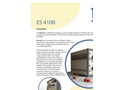 Gas Standards Generator ES 4100 Brochure