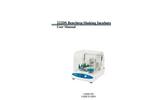 Model 222DS - Benchtop Shaking Incubator Manual