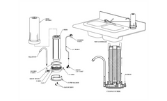 Model QMP602 - Single Counter Top Water Filter System Brochure