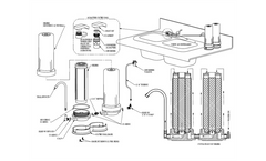 Model QMP603 - Double Countertop Water Filter System Brochure