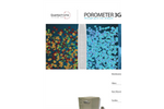 Model 3G Series - Through-Pore Size Analyzers Brochure