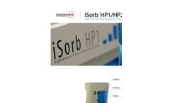 Model iSorb-HP - High Pressure Gas Adsorption Brochure