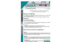 GreenA Consultants Corporate Profile