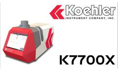 K7700X - Automatic Cloud and Pour Point Analyzers (Operational Video) [English] - Video