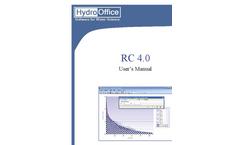 Hydro Hydro - Version  BFI+ Baseflow Separation Software Brochure