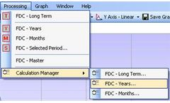 Hydro Office - Version FDC - Flow Duration Curves Tool