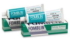 Solvay Solexis Fomblin Y-Vac3 - Fomblin PFPE Greases