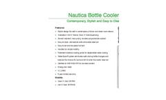 Nautica - Model SKU: B1RRK, B1RRHS - Bottle Coolers Brochure