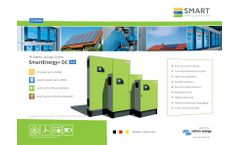 SmartEnergy+ DC - PV Battery Storage System - Brochure