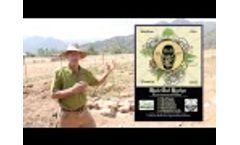 Environmental Ultra Biochar from Biochar Supreme - Video