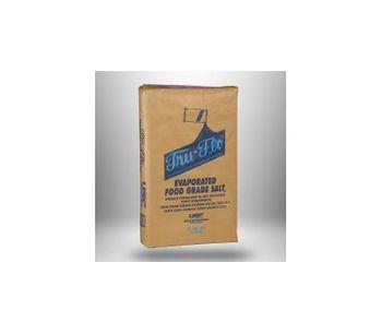 Tru-Flo - Evaporated Food Grade Salt