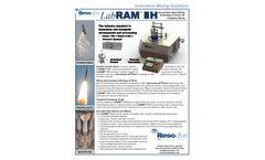 LabRAM - Model II H - Energetics and Hazardous Material Mixers - Datasheet