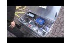 AAMS-Salvarani Pump Tester - Video
